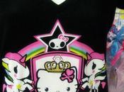 Nouveaux Tee-shirts Hello Kitty Tokidoki