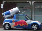 Redbull Can: évènementialisation street marketing