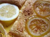 Tartelettes feuilletées citron
