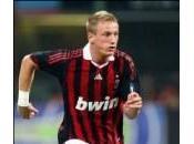 Catania Milan Rossoneri heureux pour Huntelaar