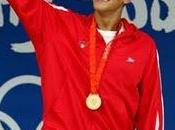 Mellouli, médaille Tunisie