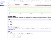 Google vitesse d'un site comme critère positionnement