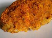 Filet mignon croûte patate douce curry