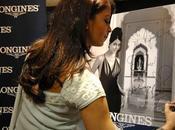 Aishwarya Bachchan continue marathon promo pour Longines...