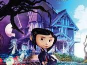 Coraline favori Annie Awards