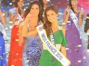 Miss France 2010 Malika Ménard Normandie 2009 élue