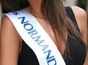 Miss France 2010 Normandie Malika Ménard