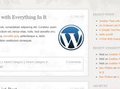 Thème WordPress Tribune