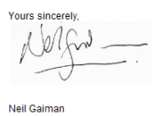 Neil Gaiman contre Hadopi anglaise, future dictature numérique