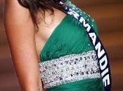 Miss France... brunette