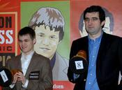 London Chess Classic Carlsen Kramnik demain