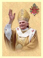 Benoît XVI, Dans l'amitié Christ seulement trouve vraie