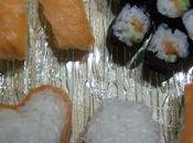 premiers sushis