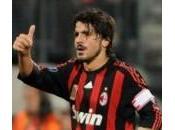 Gennaro Gattuso terminera carrière Milan