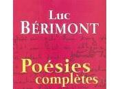 Noël Berimont, dimanche poétique