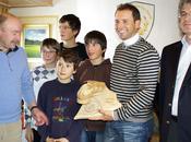 Fondation Sergio Garcia soutient Mouvement junior Golf Club Crans-sur-Sierre