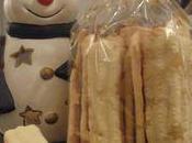 Biscuits Noël Spritz amandes