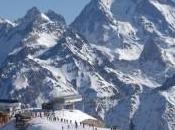 montagne, blanche… verte