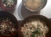 Diner japonais plaisir gourmand décembre