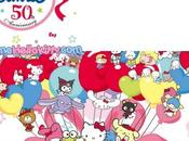 Sanrio 50th Anniversary
