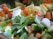 Soupe légumes, opération détox !!!!