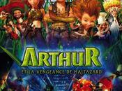 Critique Arthur vengeance Maltazard (par Jango)