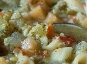 Soupe pistou vite-fait facile