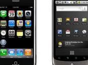 Nexus annonce multitouch Europe comparatif performances tactiles avec iPhone