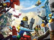 Lego Universe MMORPG briques