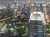 Bangkok, gros ananas