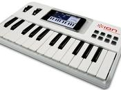 Clavier piano iPhone