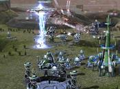 Supreme Commander screenshots trailer