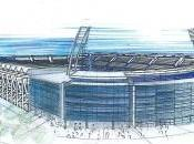 nouveaux travaux d'agrandissement Stade Marcel Michelin