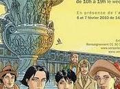 Exposition Versailles rétrospective André Juillard