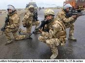 Irak Soldats britaniques dans mire