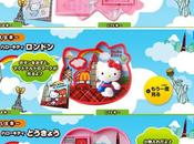 Japon: Donalds Hello kitty