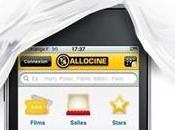 [News Apps] Allociné prépare application Iphone pour Android