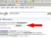 Google veut code postal
