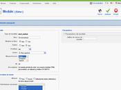Créer modules dans Joomla