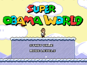 Après Super Mario, voila Obama World