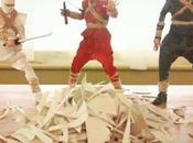 L'art déballage Ninja