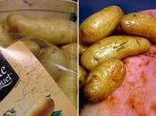 Pommes terre romarin