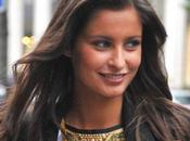 Malika Ménard (Miss France 2010) journaliste radio Télé