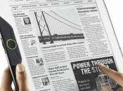 nouvel e-reader pour revues journaux