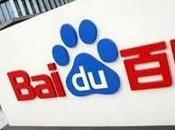 Baidu répond Google