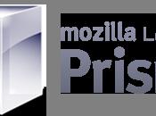 Créez applications desktop avec sites Prism, Mozilla Labs