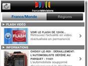 [News Apps] France television sort application