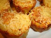 Muffins épicés cheddar FAIRE ABSOLUMENT!