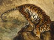 Delacroix…. peintre félin…