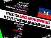 TOUS UNIS POUR HAITI: concerts soutien continuent